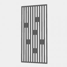 屏风_63_Sketchup模型