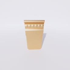 柱头_柱头60_Sketchup模型