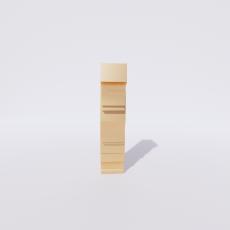 柱头_柱头93_Sketchup模型