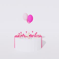 桌椅_259_Sketchup模型