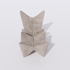 桌椅_266_Sketchup模型