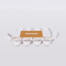 桌椅_274_Sketchup模型