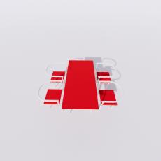 桌椅_293_Sketchup模型