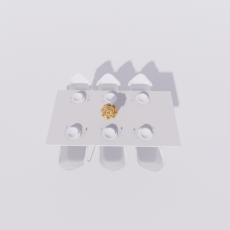 桌椅_297_Sketchup模型