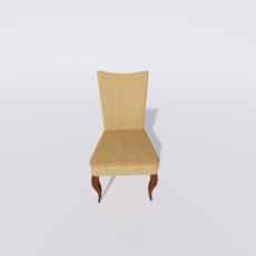 桌椅_299_Sketchup模型