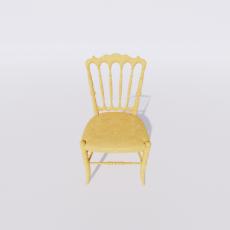 桌椅_300_Sketchup模型