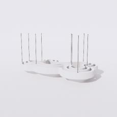 灯具_禅意灯具43_Sketchup模型