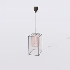 灯具_禅意灯具44_Sketchup模型