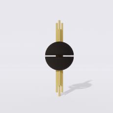 灯具_禅意灯具45_Sketchup模型