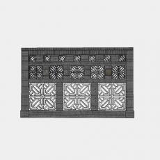 背景墙_193中式景墙_Sketchup模型