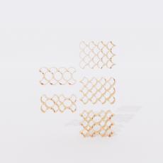 角线_角线11_Sketchup模型