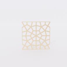 角线_角线34_Sketchup模型