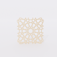 角线_角线35_Sketchup模型