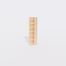 角线_角线77_Sketchup模型