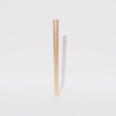 角线_角线92_Sketchup模型
