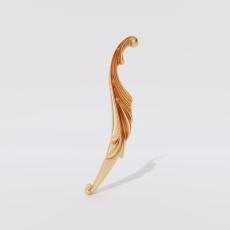 雕花_雕花49_Sketchup模型